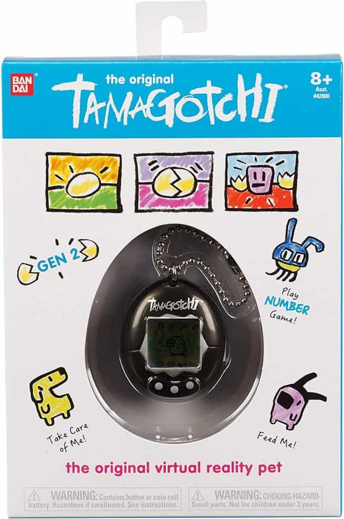 stocking stuffers for kids: tamagotchi