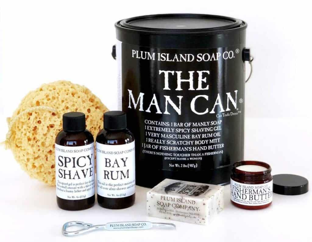 stocking stuffers for young men: the man can