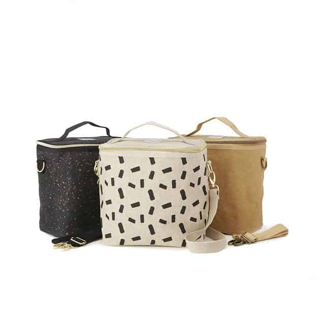 good christmas gifts for moms: Washable Lunch Bag