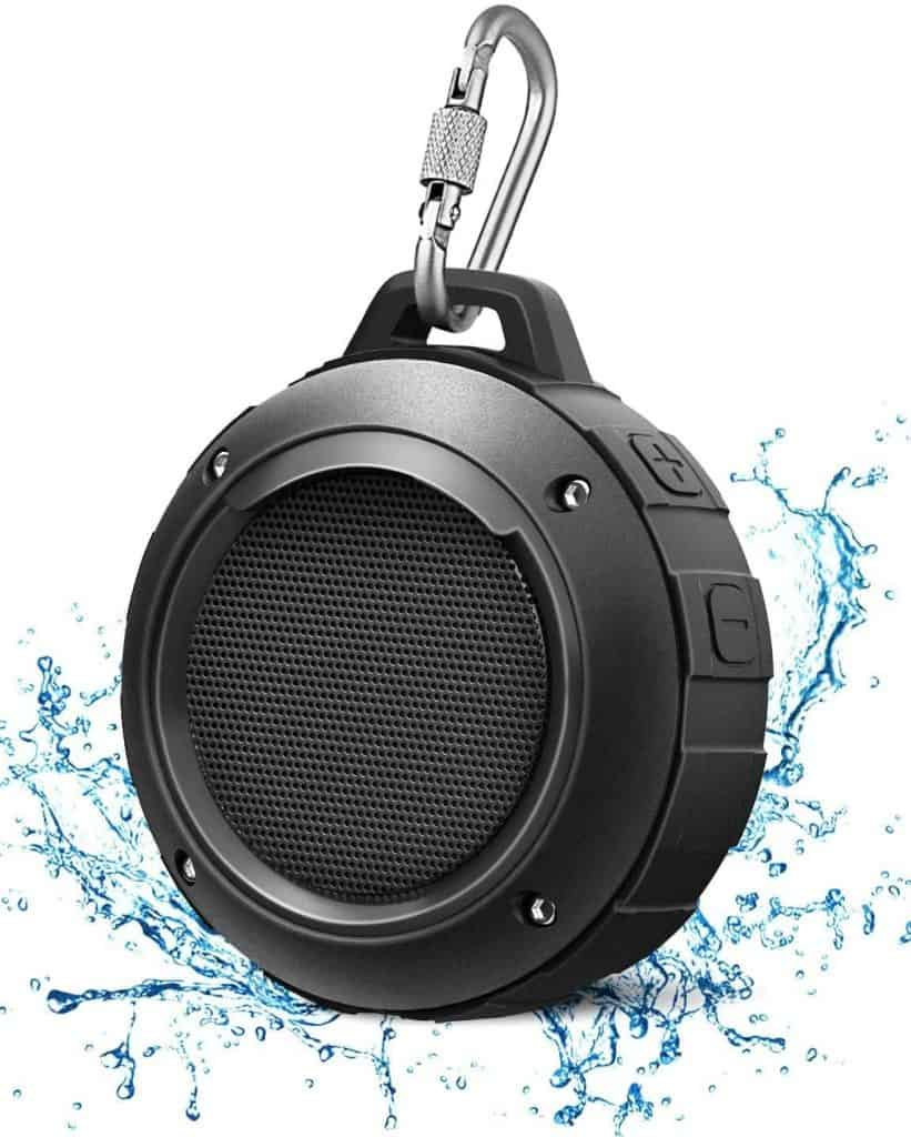 stocking stuffers for teen boys: outdoor waterproof bluetooth speaker