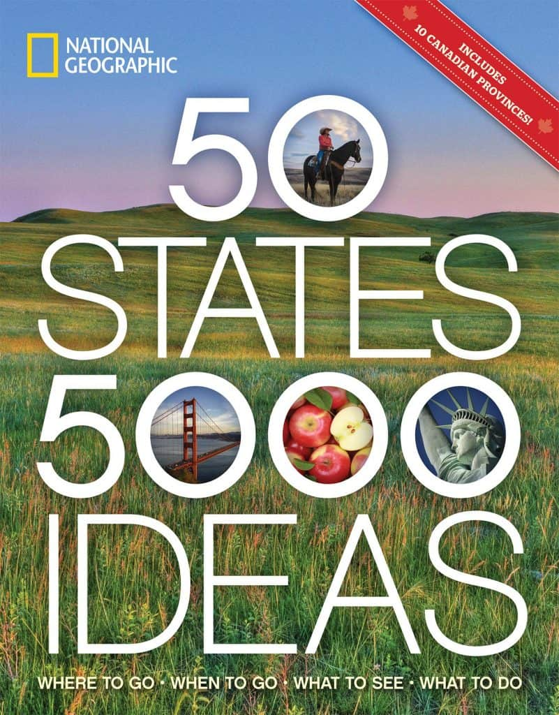 gifts for outdoorsy people: 50 states, 5000 ideas