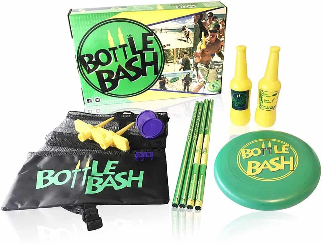 Bottle Bash Standard Outdoor Game Set