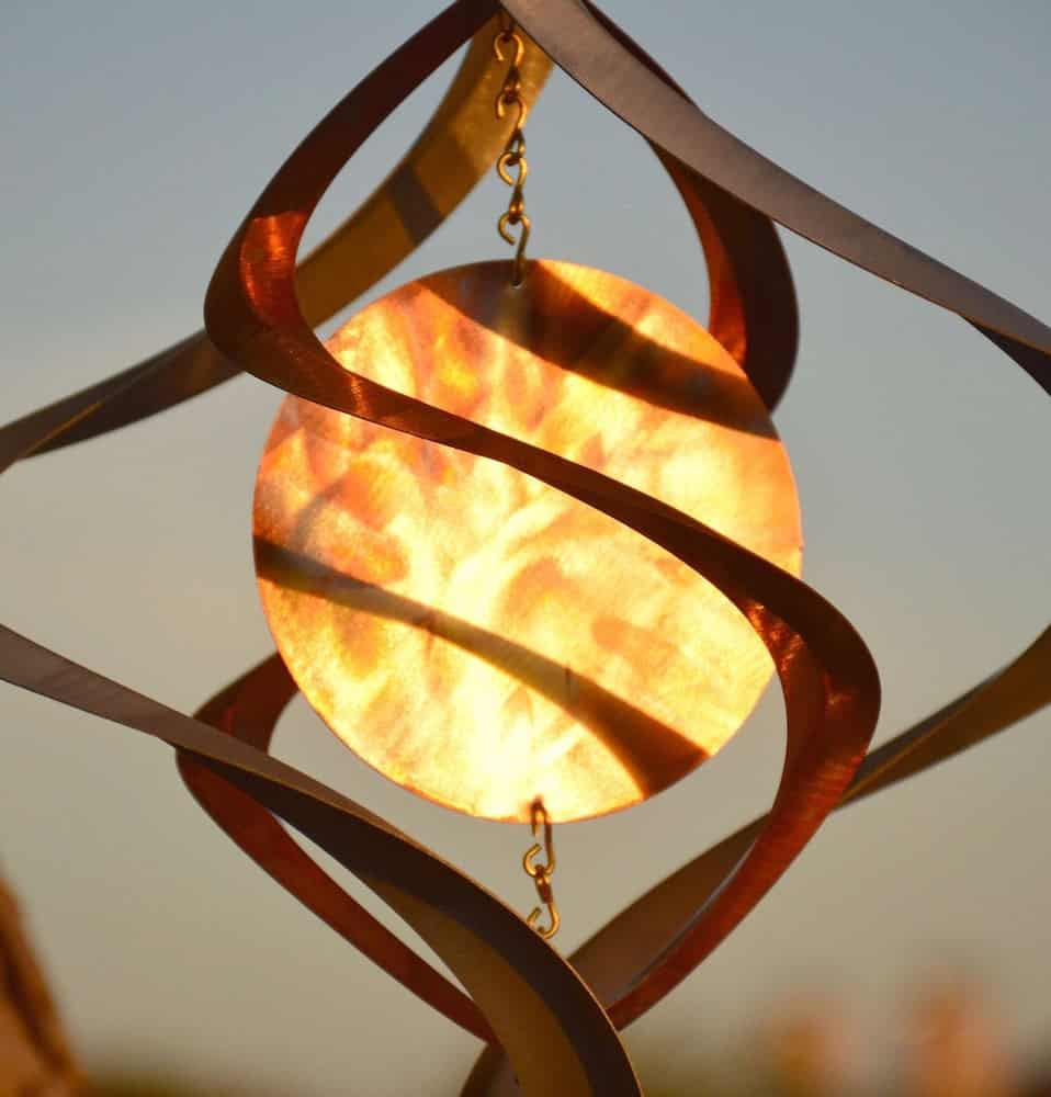 Corona Sun Metal Wind Spinner