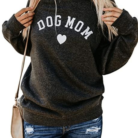 dog mom t-shirt