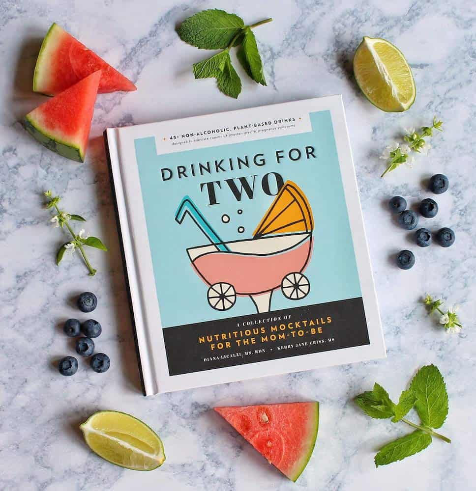 Drinking for Two - A Book for the Mom-To-Be
