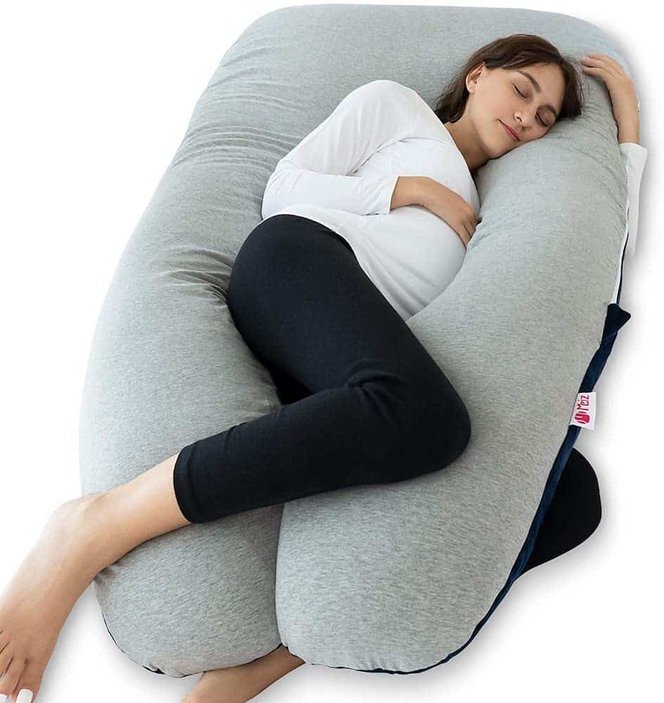 A Pregnancy Pillow For Pregnant Women