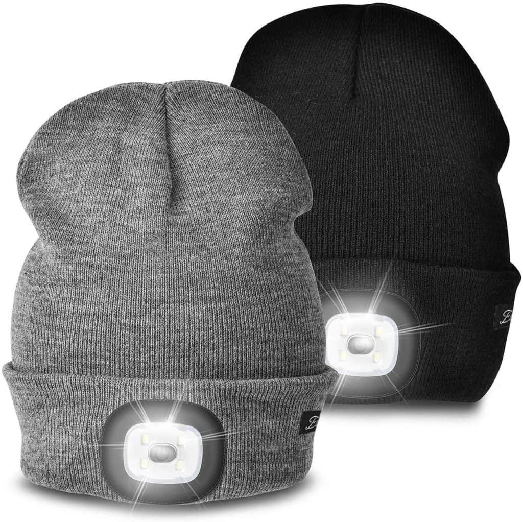 Headlamp Cap