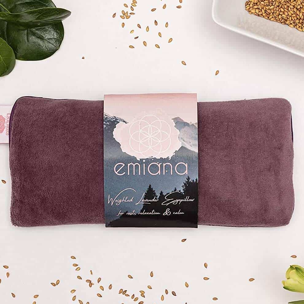 Lavender Eye Pillow for relaxation and stress relief