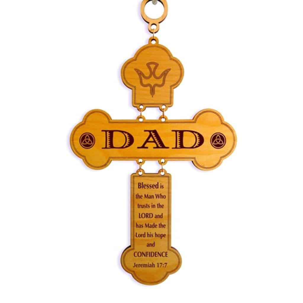 Personalized Cross - Christian Gifts for Men