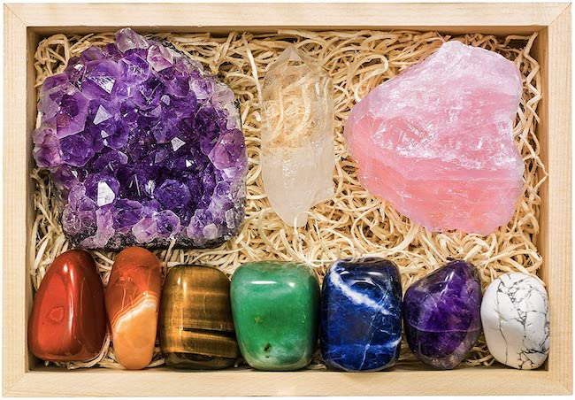 Premium Grade Crystals and Healing Stones for Relieving Stress