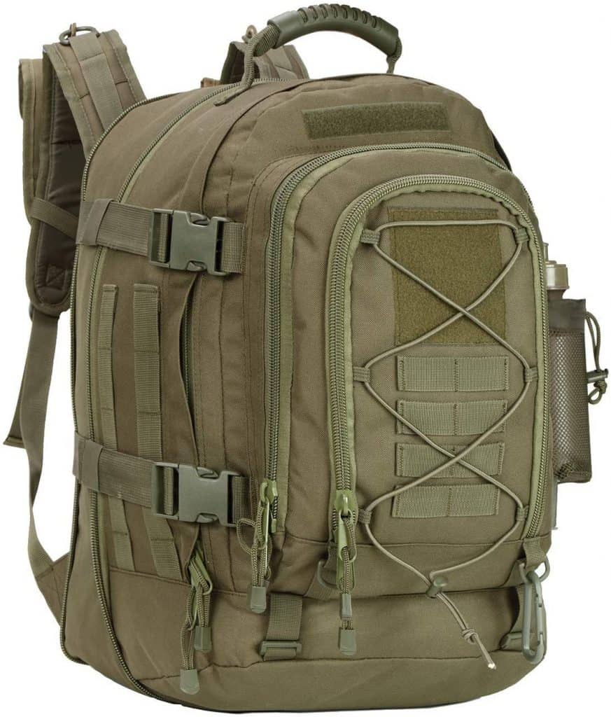Tactical Travel Backpack