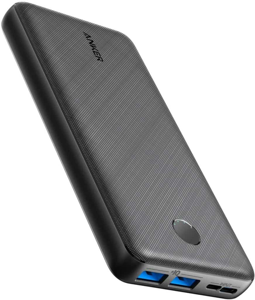 tech gift ideas: anker portable charger