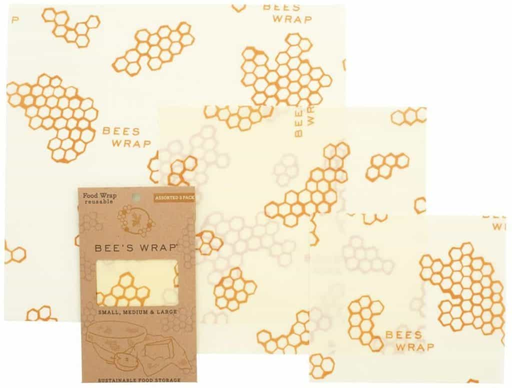 gifts for cooks: bee's wraps