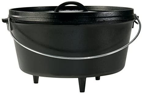gift ideas for campers: camp dutch oven