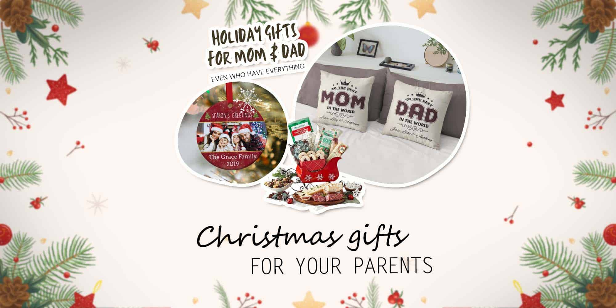 38 Best Christmas Gift Ideas for Parents on This Holiday (2021)