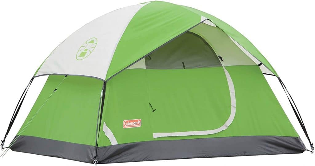 gifts for camping: sundome tent