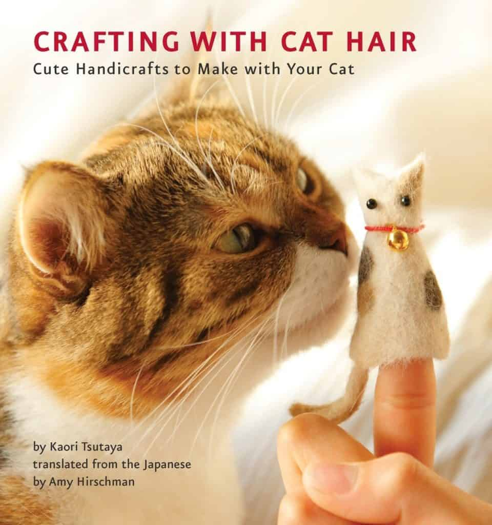 silly gifts: crafting with cat hair book