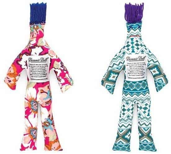 dammit doll - fun gift for stress relieving