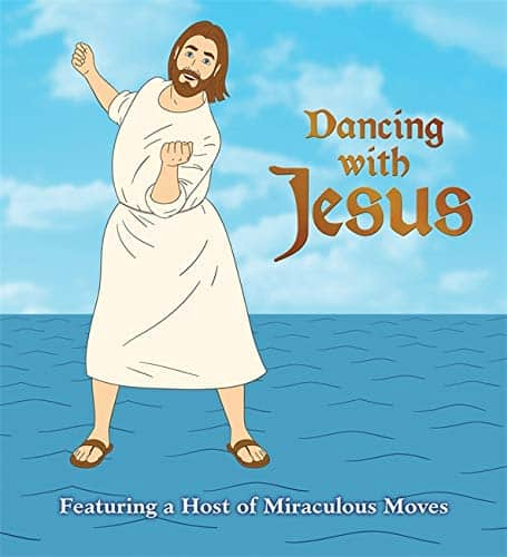 white elephant gift ideas $10: dancing with Jesus book
