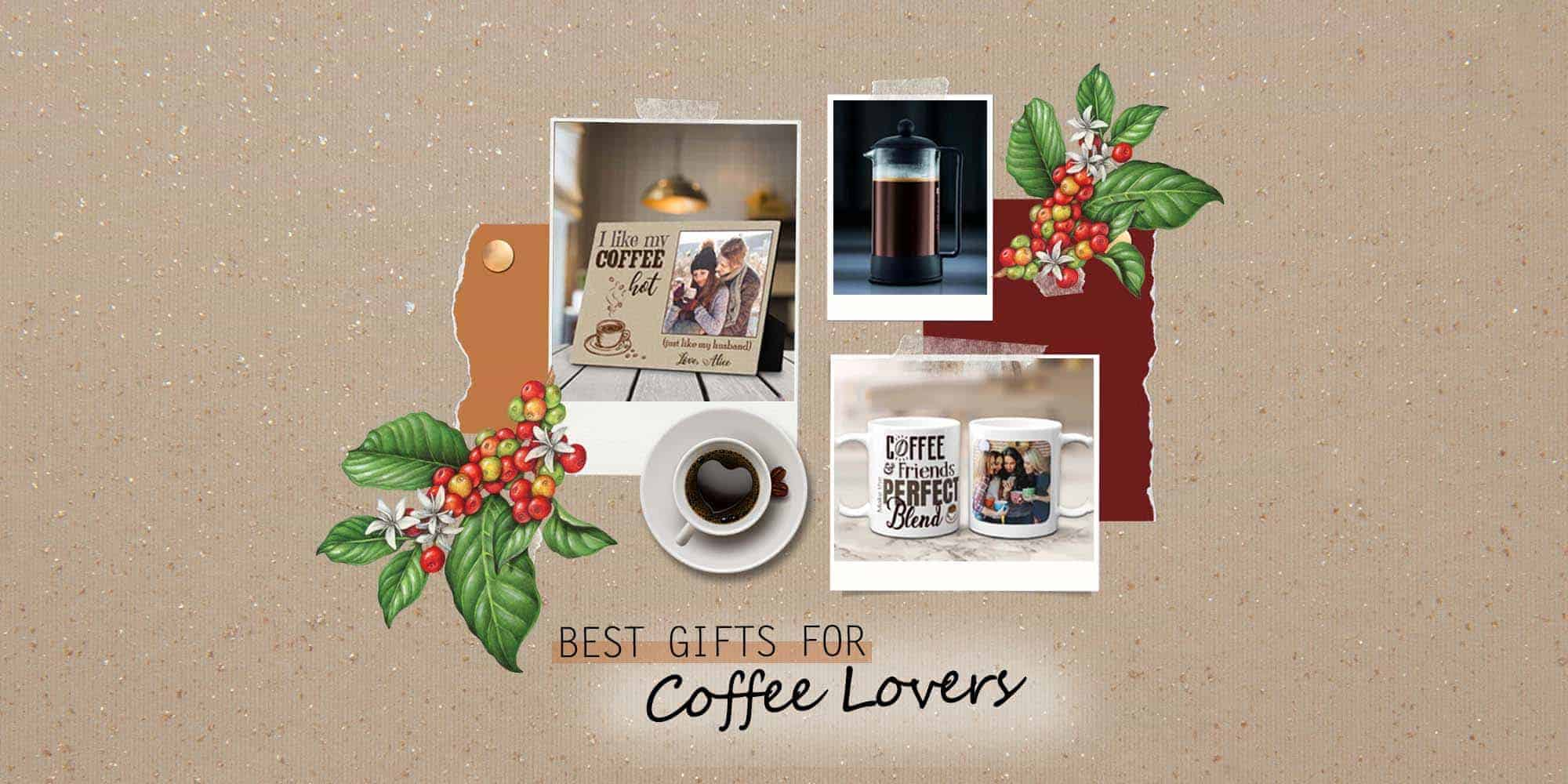 45+ Best Gifts for Coffee Lovers for Any Occasion (2021)