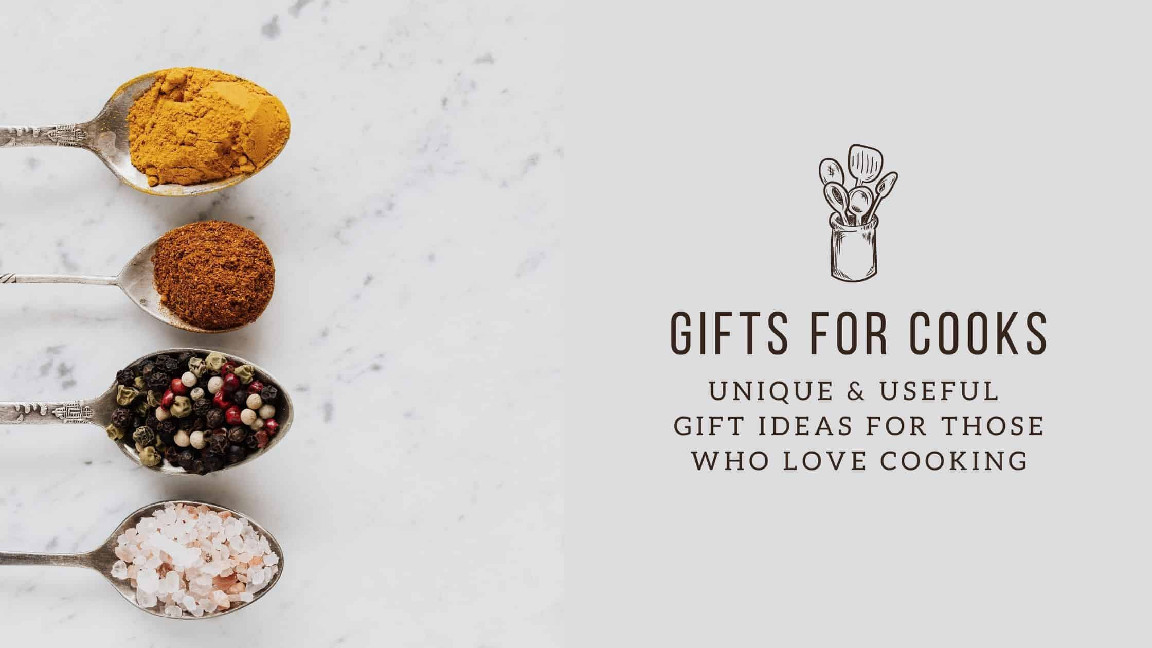 45+ Best Gifts for Cooks and Home Chefs (2021)
