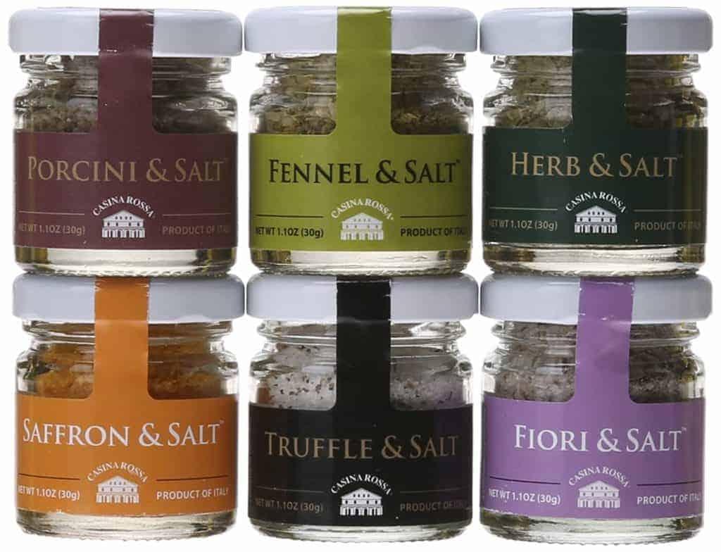 Gourmet Sea Salt Gift Pack
