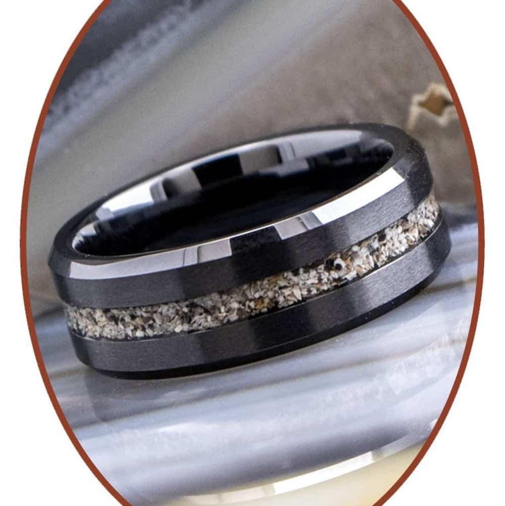 men's cremation ring