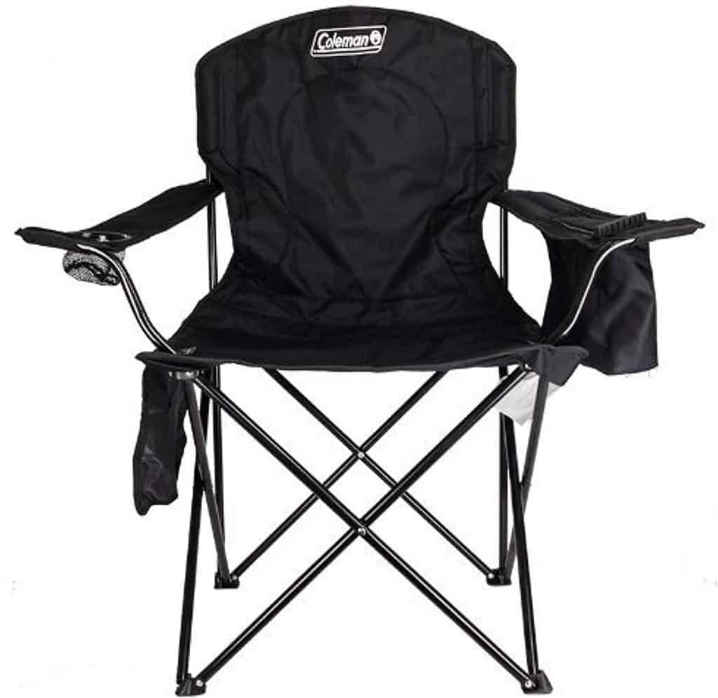 gifts for camping lovers: portable camping chair