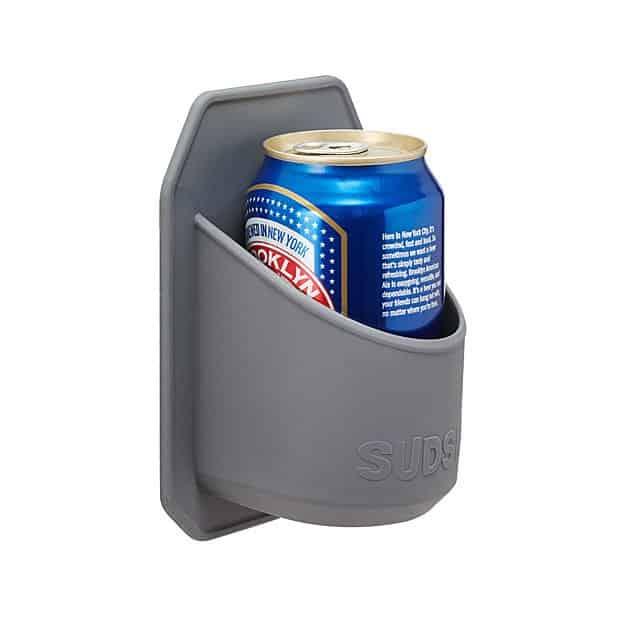 white elephant gifts: shower beer holder