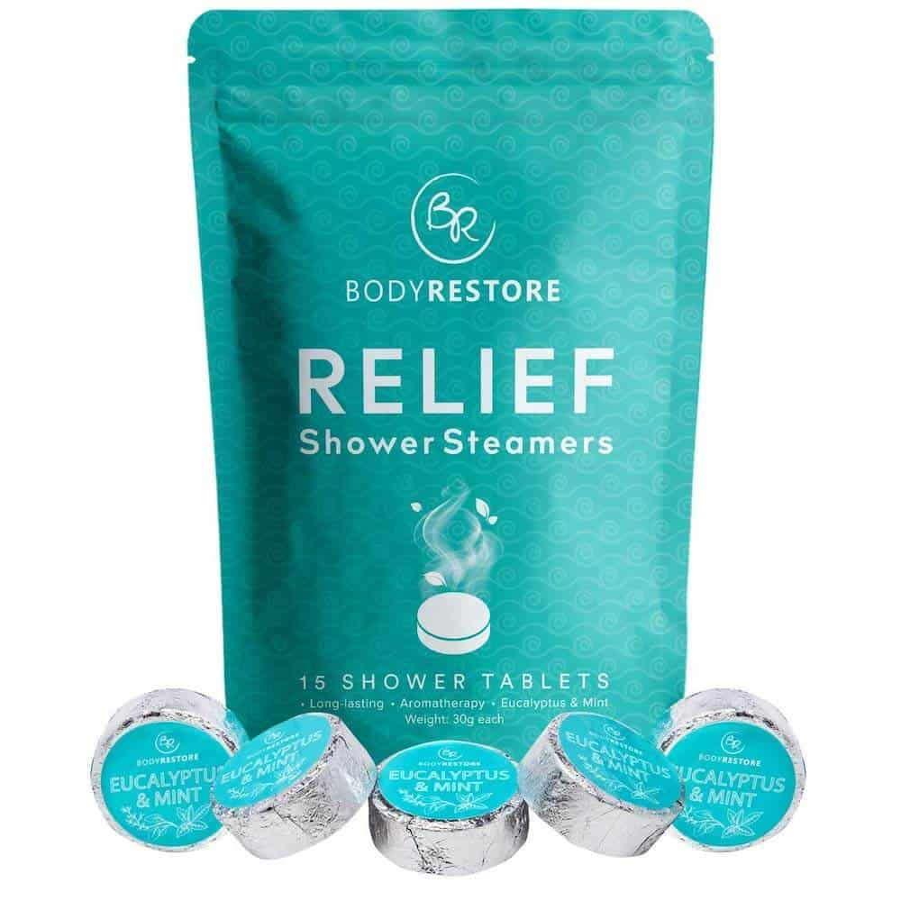 shower steamers gifts for relaxation