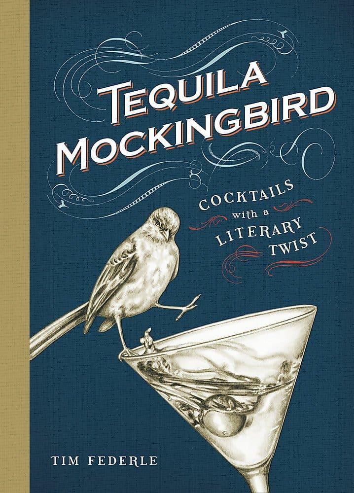tequila mocking bird cocktail book