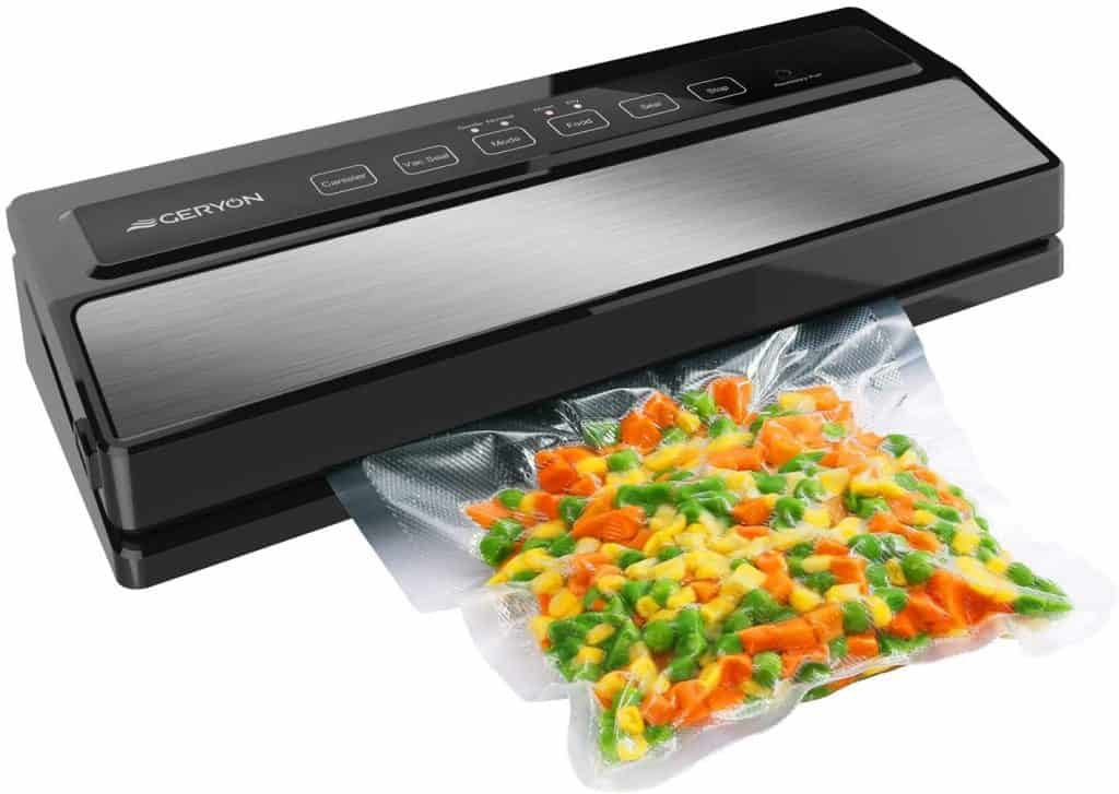 best kitchen gifts: vacuum sealer machine
