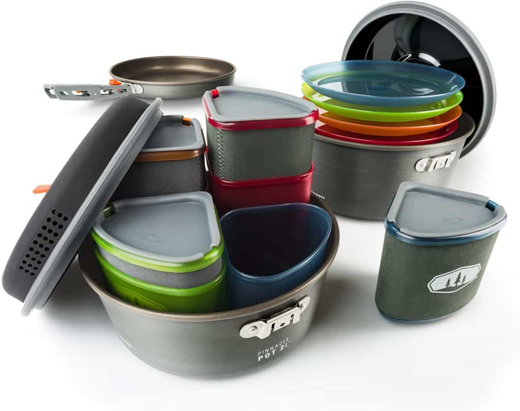 buzzfeed gift ideas for him: Camp Cookware Set