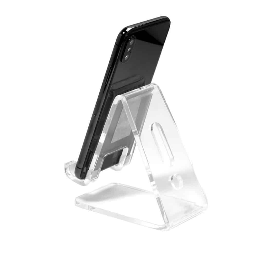 long distance relationship devices: Cell phone stand