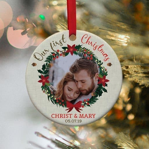 Christmas Ornament - holiday gift for your love