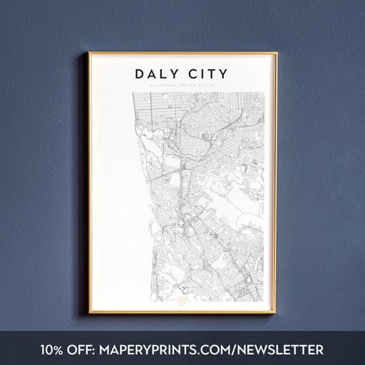 City Wall Art - college graduation gifts for her