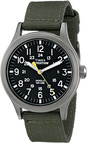 outdoors man gift: Classic watch