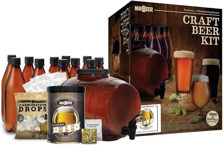 Complete beer kit handmade