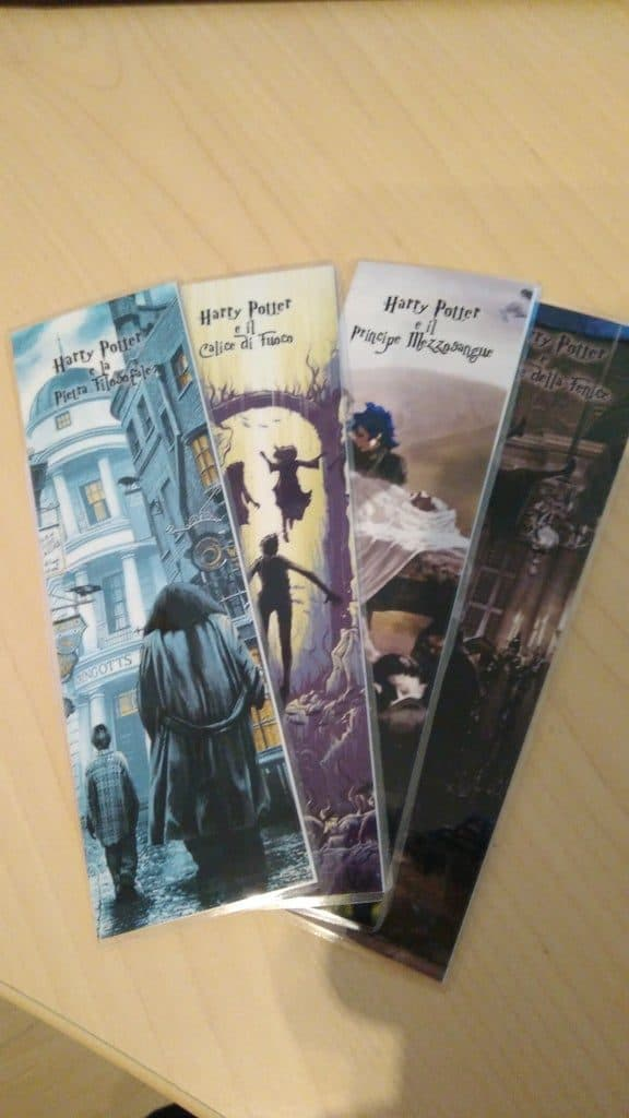 creative gifts for him: DIY Bookmarks