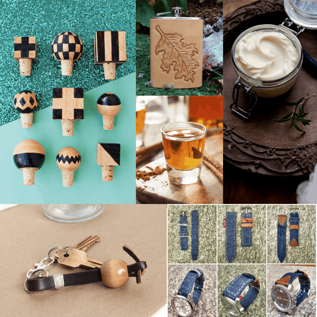 37 Creative DIY Gifts for Men He Will Love