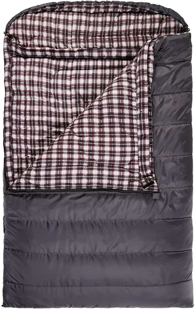 best gifts for campers: Double Sleeping Bag
