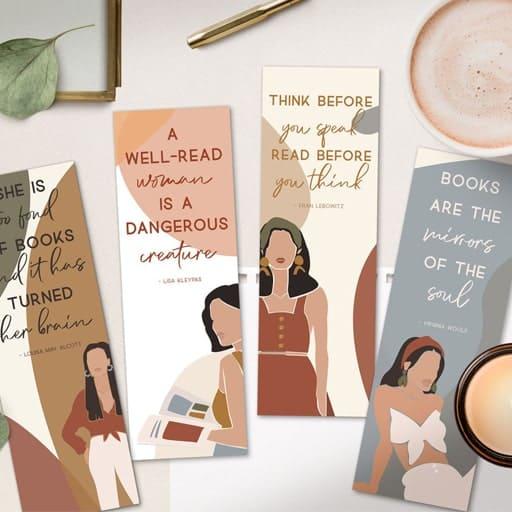 Feminist Bookmarks