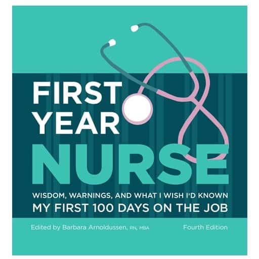 nursing school graduation gift - First Year Nurse