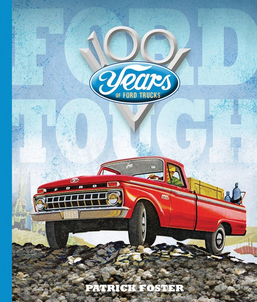 Birthday Gifts For Dad - Ford Tough- 100 Years of Ford Trucks Book