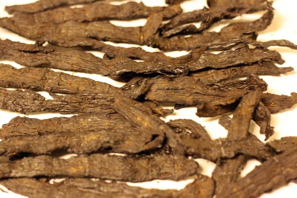 simple gifts for men: Handmade Beef Jerky
