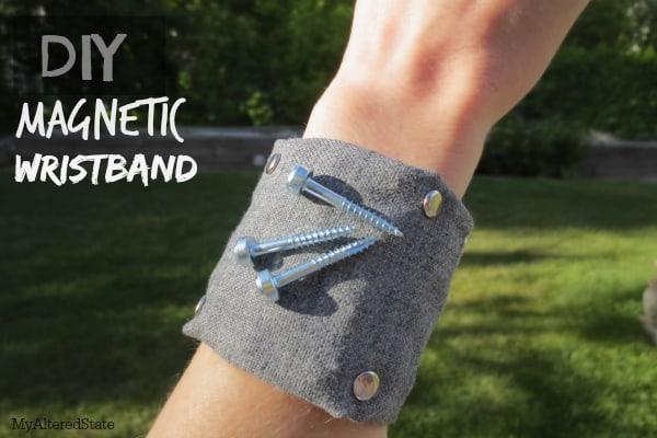 Handmade Magnetic Wristband