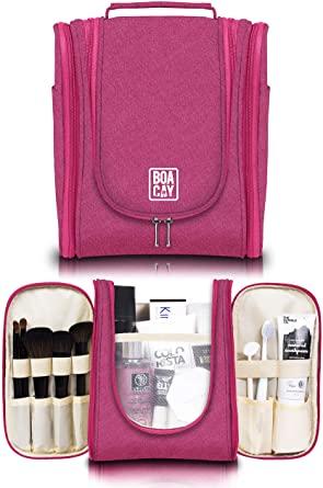 makeup gifts sets: Hanging Travel Toiletry Bag