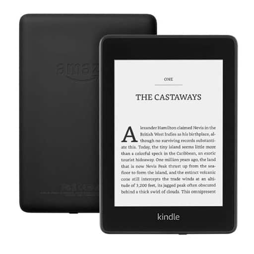 Kindle Paperwhite - gifts for your new girlfriend