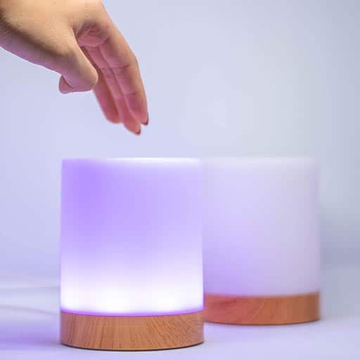 Long Distance Friendship Lamps - goodbye gift