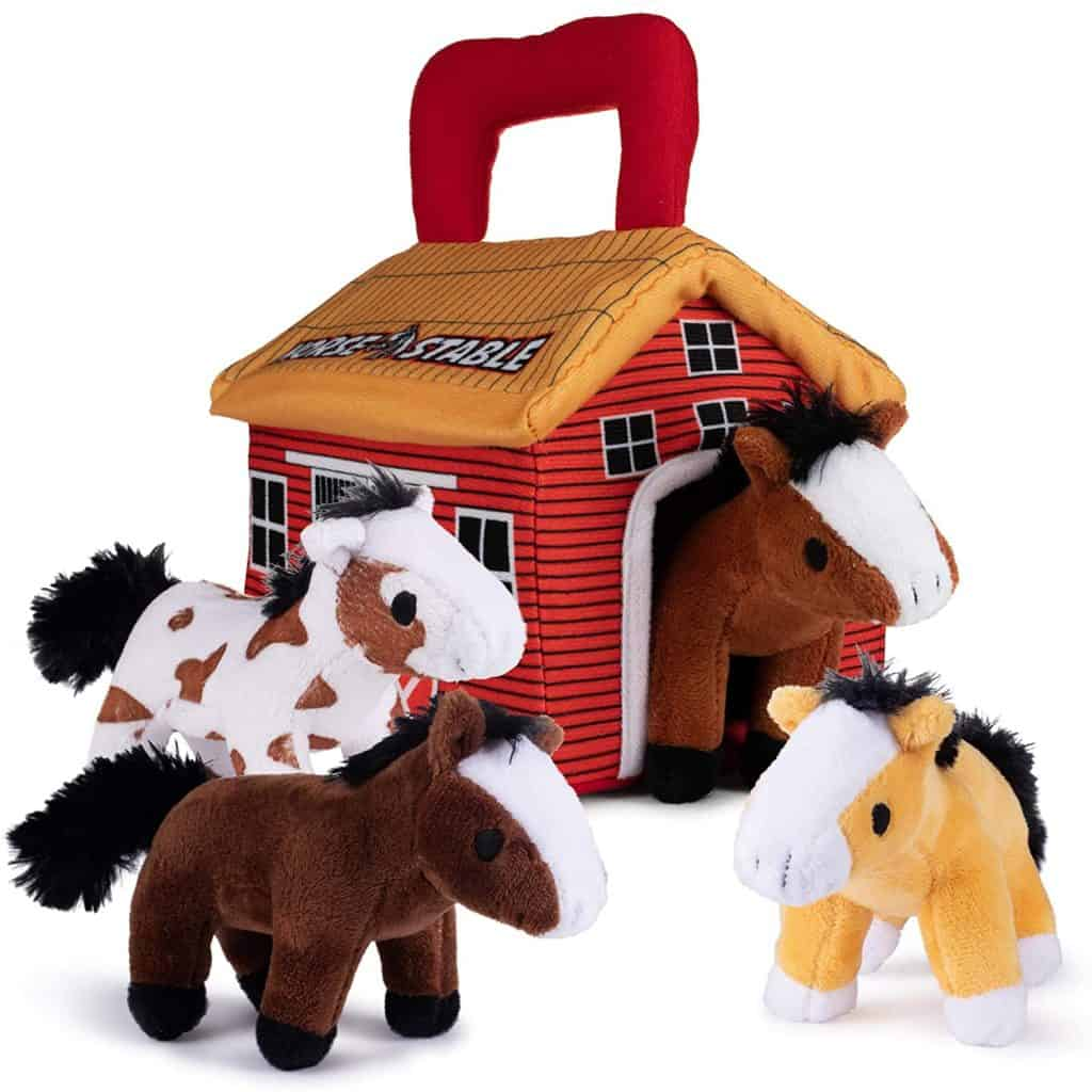 Plush Creations - gifts for horse lovers